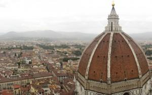 Дождливый день во Флоренции