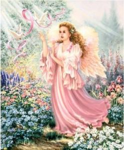 любовь-ангел