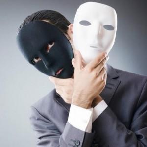 Оставьте маски