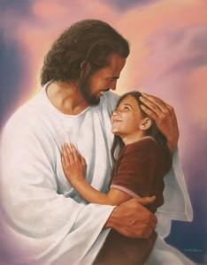 В объятиях Небесного Отца